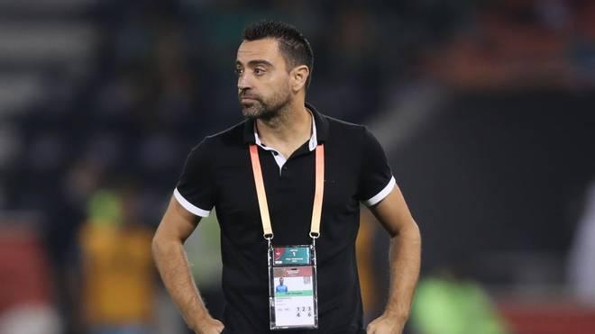 Xavi hat sich gegen eine Rückkehr zum FC Barcelona entschieden