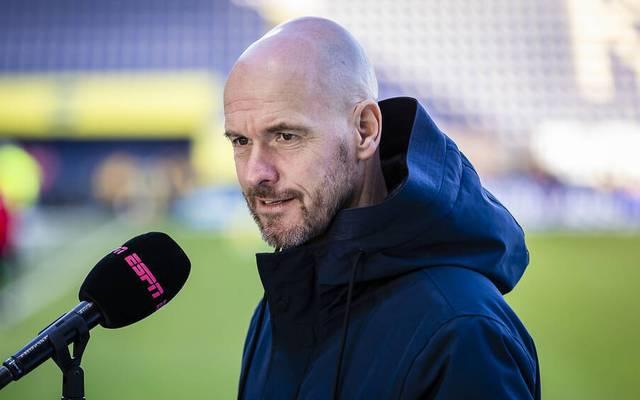 Erik ten Hag wird wieder mit einem Bundesliga-Klub in Verbindung gebracht