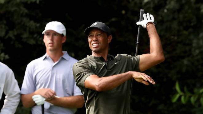 Tiger Woods legt eine Karriere mit Höhen und Tiefen hin