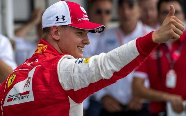 Mick Schumacher fährt in dieser Saison in der Formel 2