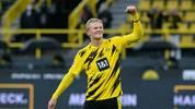 Erling Haaland erzielte gegen Freiburg einen Doppelpack