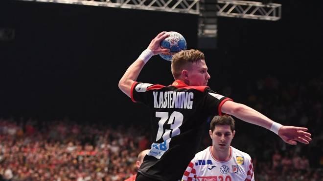 Timo Kastening ist im EM-Team der besten sieben Hauptrundenspieler