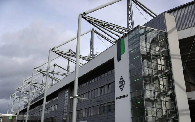 Im Stadion von Borussia Mönchengladbach wird heute nicht gespielt