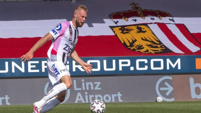 Joao Klauss de Mello spielte zuletzt in der österreichischen Liga bei LASK