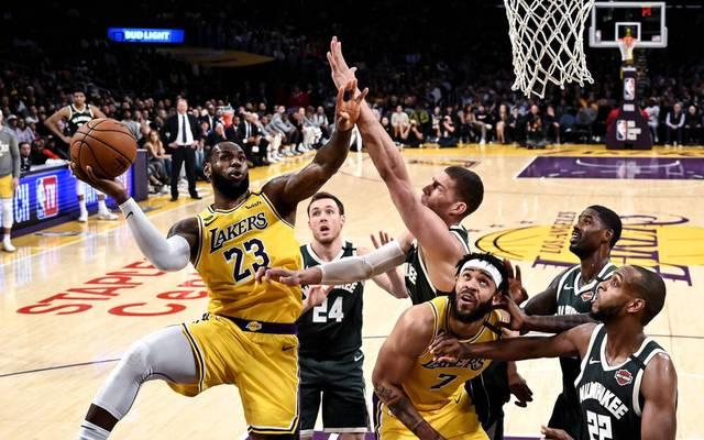 LeBron James stellt Rekord nach All-NBA-Team-Nominierung