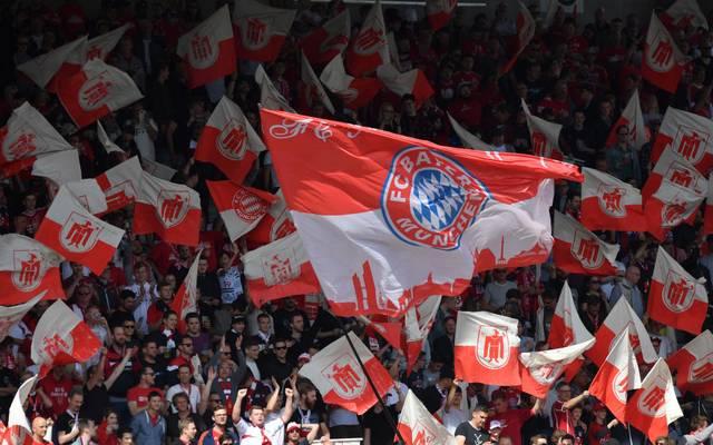 Auch Ultras des FC Bayern beteiligen sich an der Aktion