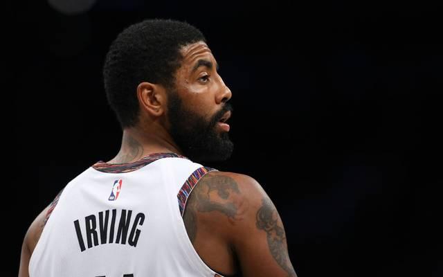 Kyrie Irving bescherte den Cleveland Cavaliers 2016 mit einem Dreier wenige Sekunden vor dem Ende von Spiel 7 den ersten Titel