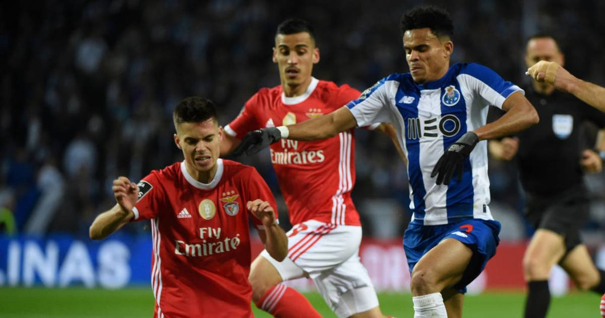 Portugal: Benfica Lissabon mit Julian Weigl verliert beim FC Porto 2:3