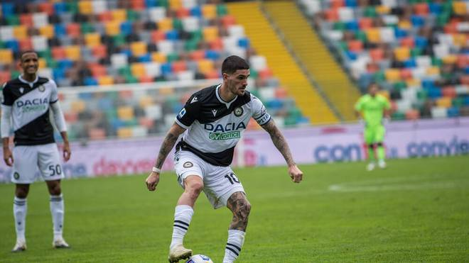 Rodrigo de Paul und Udinese Calcio blieben bislang vom Virus verschont