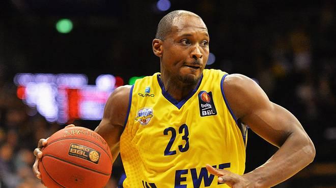 Die EWE Baskets Oldenburg haben die Playoffs noch nicht ganz sicher
