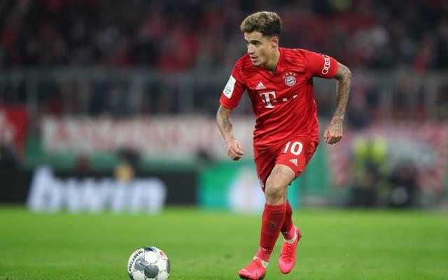 Cafu rät Philippe Coutinho zum Verbleib beim FC Bayern
