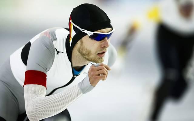 Patrick Beckert läuft zu WM-Bronze