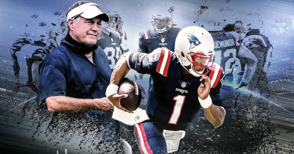 NFL: Bill Belichick stellt New England Patriots für Cam Newton um