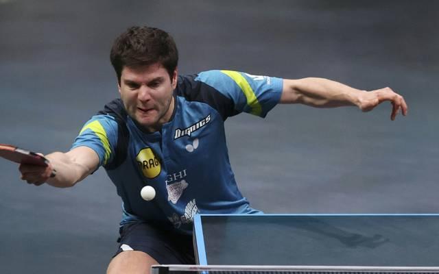 Dimitrij Ovtcharov steht im Viertelfinale