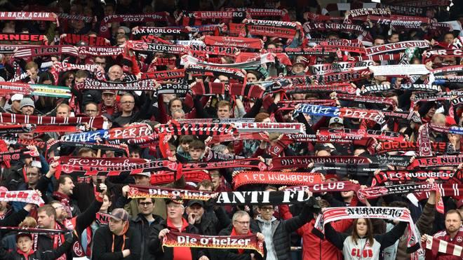 Geldstrafe für den 1. FC Nürnberg wegen Fehlverhalten der Fans