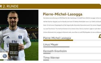 Pierre-Michel-Lasogga (Hamburger SV)