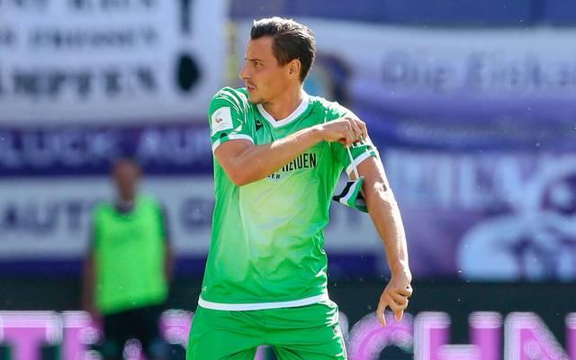 Edgar Prib schließt sich einem neuen Klub in der 2. Bundesliga an