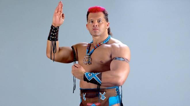 Tatanka war bei WWE ein populärer Star der Neunziger