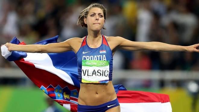 Blanka Vlasic beendet ihre Karriere