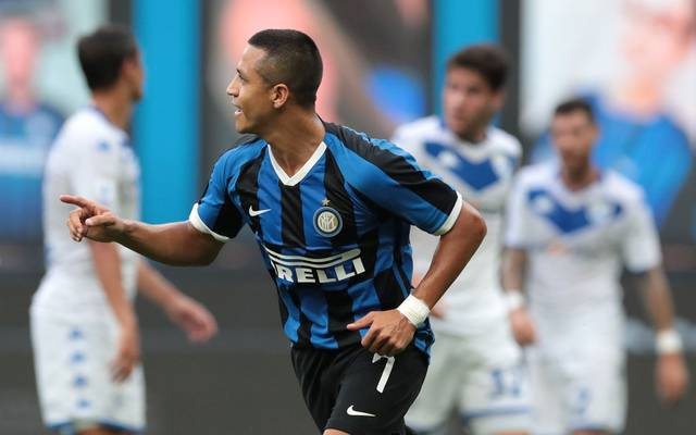 Alexis Sanchez möchte auch kommende Saison für Inter Mailand auf Torejagd gehen.