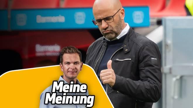 Für Tobias Holtkamp ist Peter Bosz mit seinen Leverkusenern ein Bayern-Konkurrent