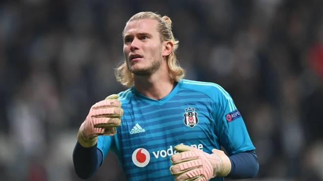 Loris Karius spielte zwei Saisons für Besiktas Istanbul