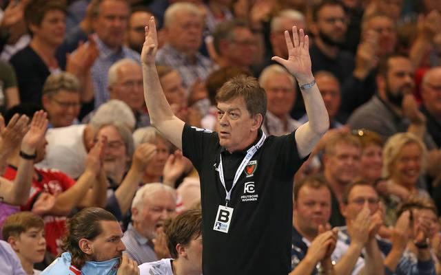 Die Füchse Berlin holten im EHF-Cup einen Punkt