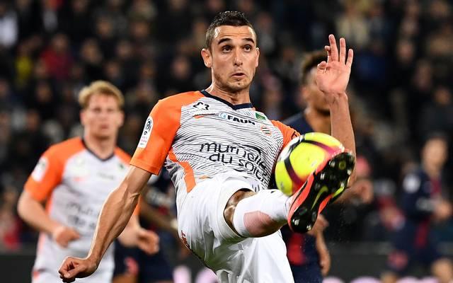 Ellyes Skhiri spielte seit seiner Jugend beim HSC Montpellier