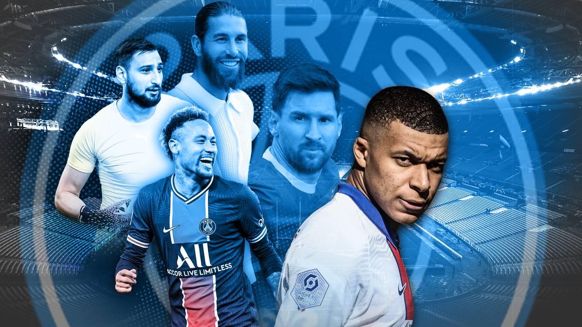 Lionel Messi, Neymar und Kylian Mbappé: Das sollte das neue PSG-Traumtrio werden, doch aktuell sorgt die Kombination eher für Ärger.