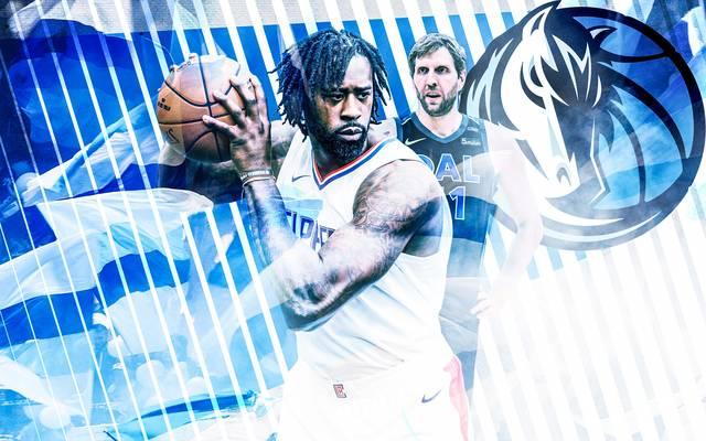 DeAndre Jordan unterschreibt bei den Dallas Mavericks