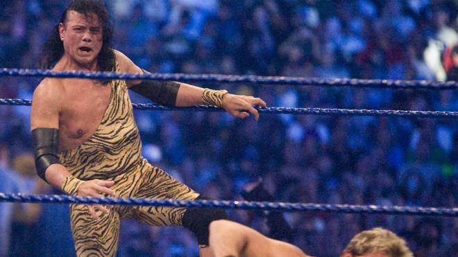 Wrestling Jimmy Snuka WWE Krebs
