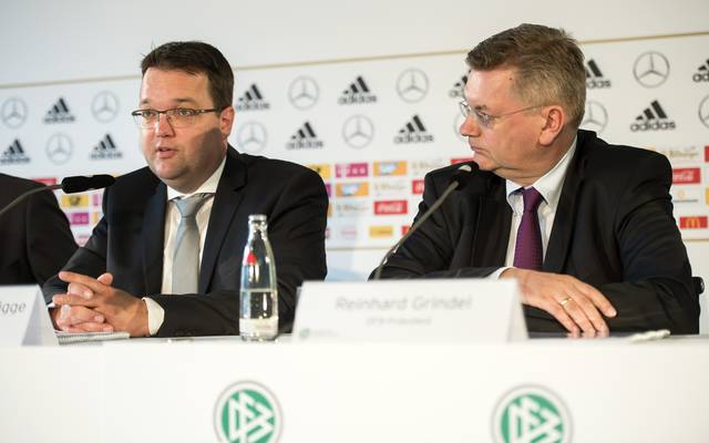 DFB Press Briefing On Annual Results