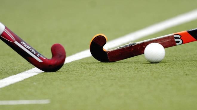 Hockey (Symbolbild)