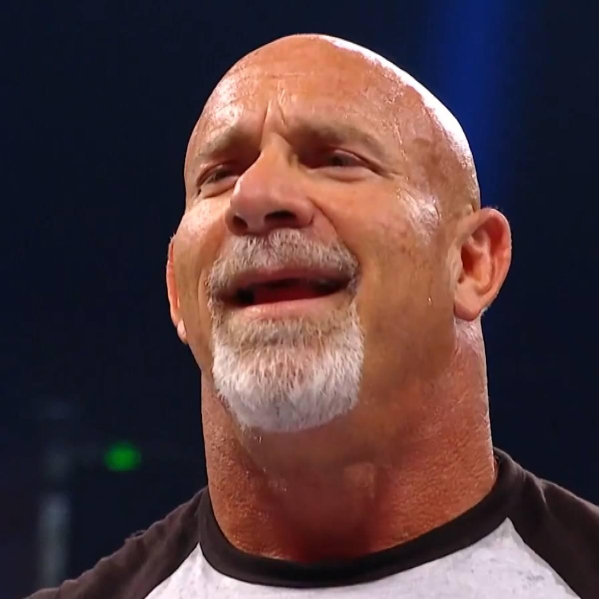 Goldberg zurück! Legende räumt bei WWE auf