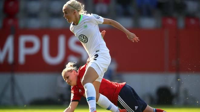Bayern Muenchen Women's v VfL Wolfsburg Women's - Women's DFB Cup Semi Final
