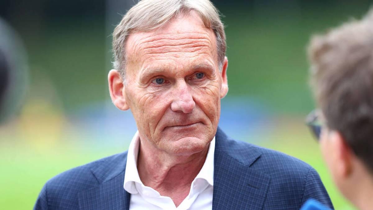 Watzke DFL-Boss - ist das gut für Dortmund?