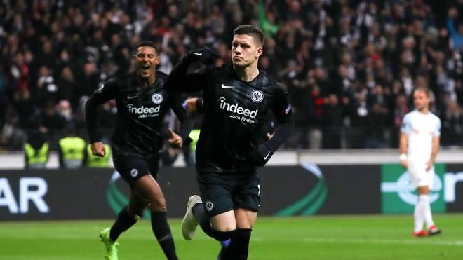 Eintracht Frankfurt - VfL Wolfsburg LIVE im TV, Stream & Ticker