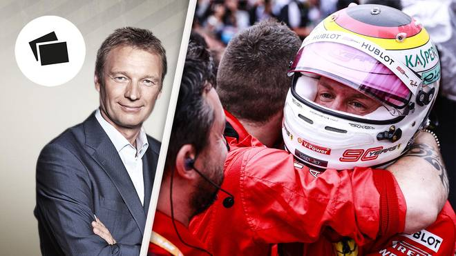 Sebastian Vettel konnte Peter Kohl mit seiner Leistung überzeugen