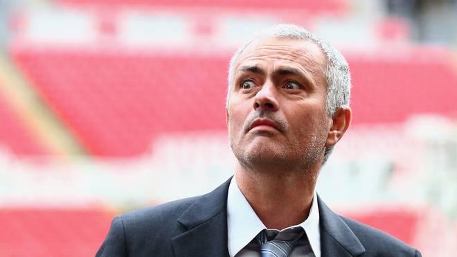Jose Mourinho war bis Dezember Trainer beim FC Chelsea