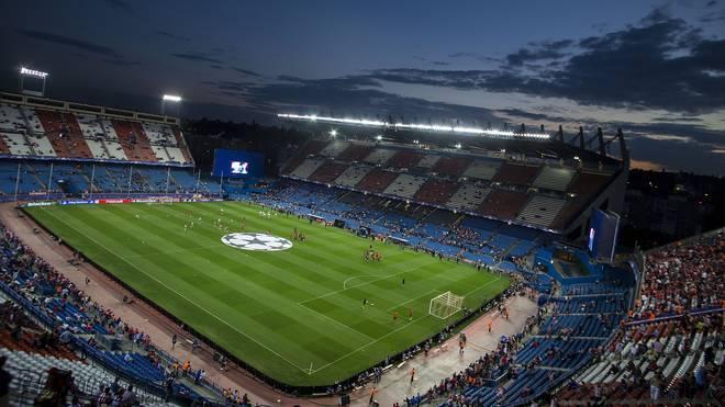 Club Atletico de Madrid v SL Benfica - UEFA Champions League