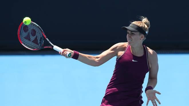Sabine Lisicki schied in der ersten Runde aus