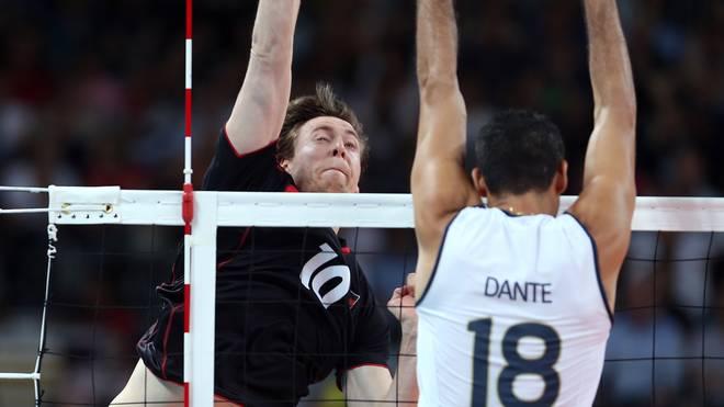 Jochen Schöps (l.) ist Polens Volleyballer des Jahres
