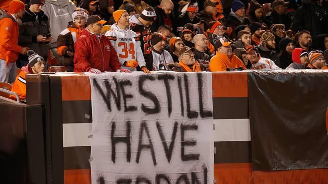 Die Fans der Cleveland Browns planen eine kuriose Parade