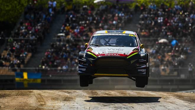 Timo Scheider fuhr 2017 für das MJP Racing Team Austria