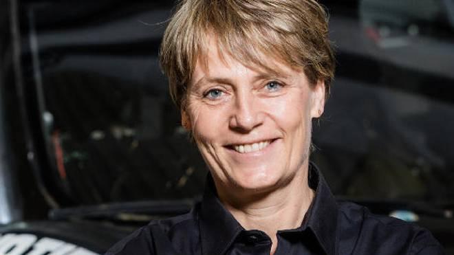 Jutta Kleinschmidt ist 2018 Markenbotschafterin der Rallye