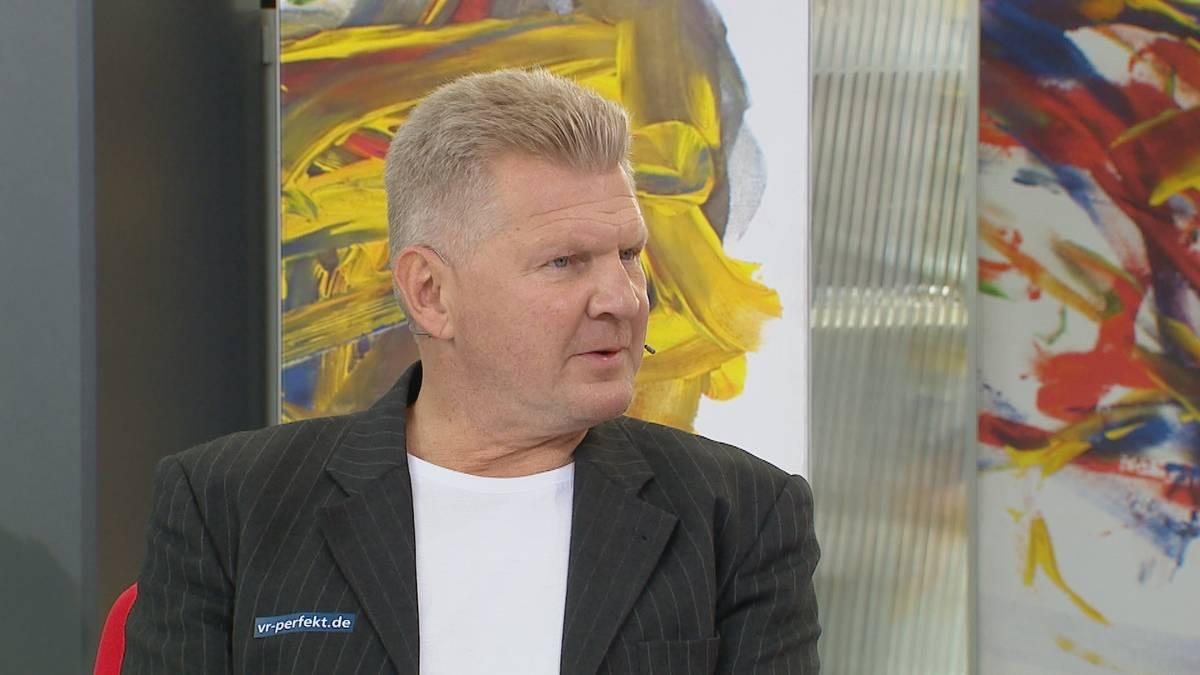 Sportler-Ernährung: Effenberg klärt über Basler auf