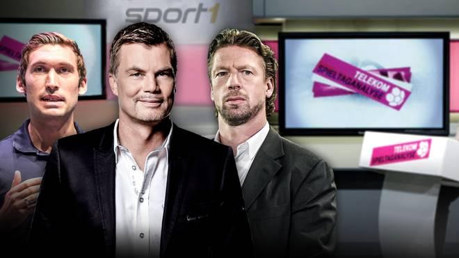 Telekom Spieltaganalyse mit Stefan Reinartz und Steffen Freund