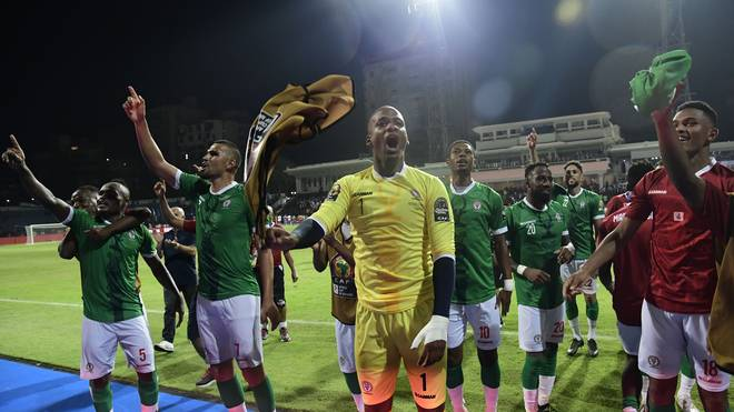 Madagaskar steht sensationell im Viertelfinale des Afrika-Cups