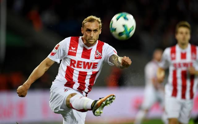 Marcel Risse spielt seit 2013 beim 1. FC Köln