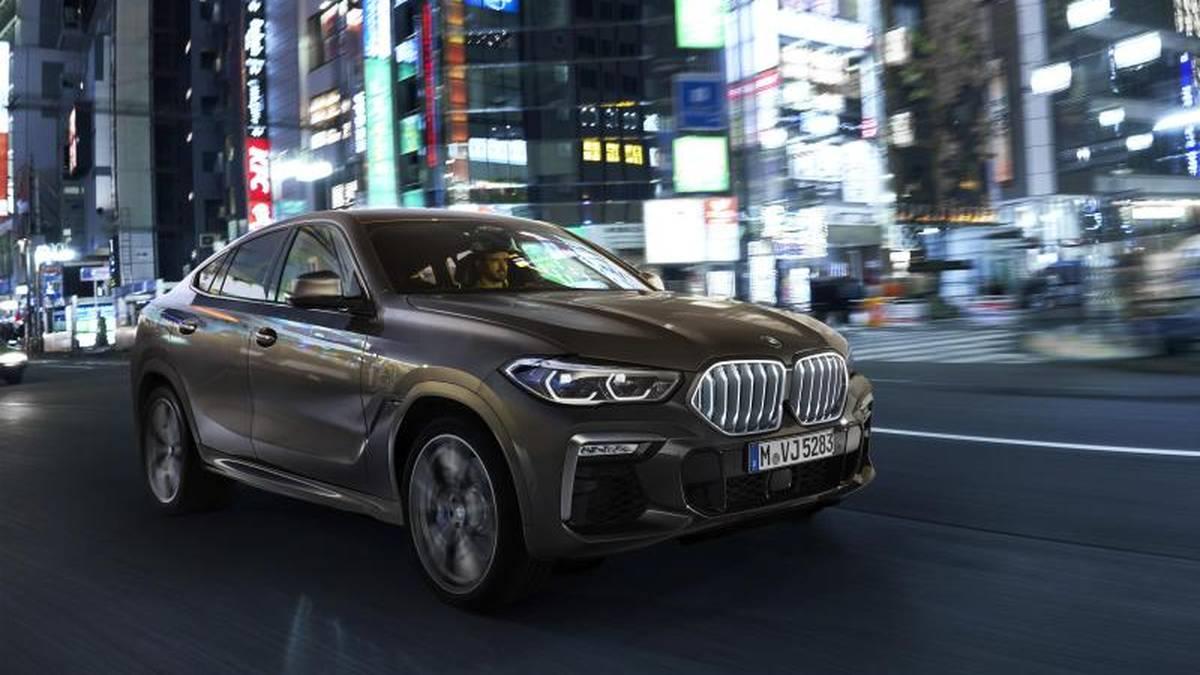 SUV in Reinform - BMW X6 erfüllt im Test alle Klischees